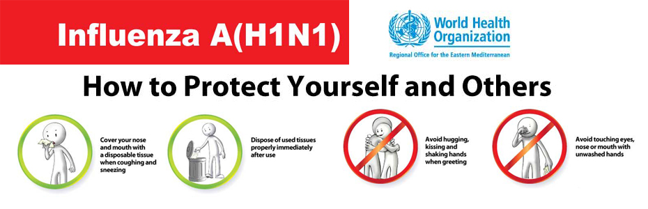 How to Protect from Influenza A (H1N1)