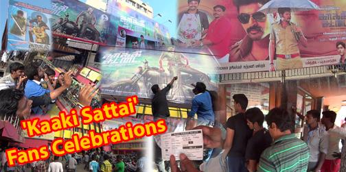 Sivakarthikeyan's 'Kaaki Sattai' Fantastic Opening