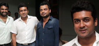 'Night Show' Trailer Launch Photos | Suriya, Gautham Vasudev Menon, Sathyaraj