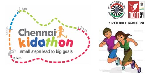 Chennai Kidathon – The largest Kids run in the country in Chennai