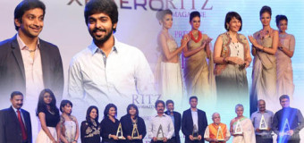 The Jaguar & RITZ Magazine Excellence Awards Coimbatore Edition | Narain Karthikeyan, G V Prakash Kumar