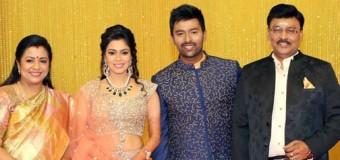 Rajinikanth, Vijayakanth, Vijay, Sivakarthikeyan @ Shanthanu – Keerthi Wedding Reception