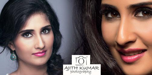 Actress Shamlee photo shoot done by Ajith Kumar