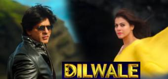 Dilwale – Trailer | Kajol, Shah Rukh Khan