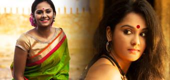 Actress Lakshmi Priyaa Photo Gallery