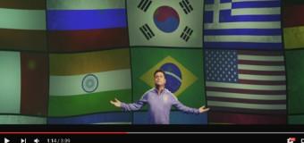 Pelé | 'Ginga' Official Music Video | A. R. Rahman Ft. Anna Beatriz