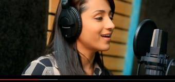 Trisha Singing in Nayagi | Bayam Song