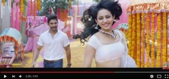 Sarrainodu – Athiloka Sundari Full Video Song | Allu Arjun , Rakul Preet