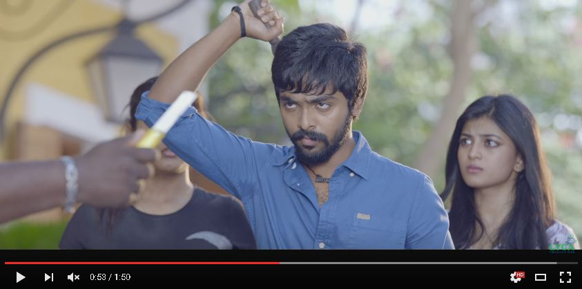 Enakku Innoru Per Irukku – Official Trailer   G.V. Prakash Kumar, Ananthi