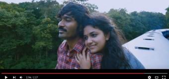 Thodari – Official Trailer | Dhanush, Keerthy Suresh