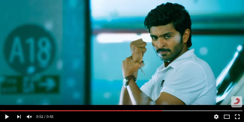Veera Sivaji – Official Teaser | Vikram Prabhu, Shamlee