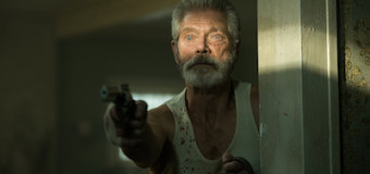 Stephen Lang leads the way in showing how far one can go to get into the skin of the character!