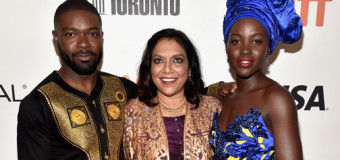 Oscar winning Lupita Nyong'o and Mira Nair attend the TIFF premiere of 'Queen of Katwe'