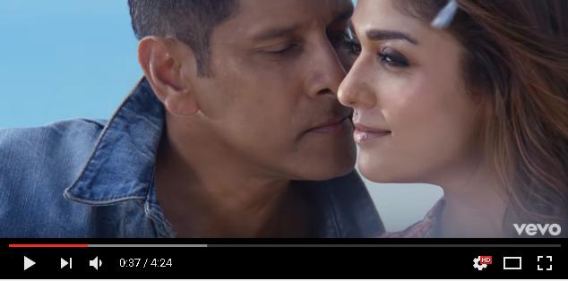 Iru Mugan – Halena Video song | Vikram, Nayanthara | Harris Jayaraj