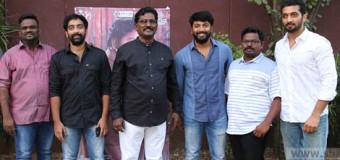Yeidhavan – Press Meet Stills