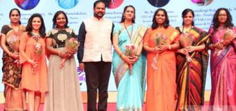 பெண்களுக்கான அங்கீகாரம் – சுயசக்தி விருதுகள் 2017