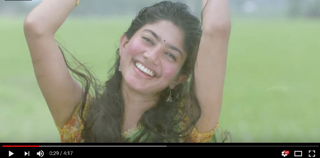Hey Pillagaada – Video Song | Fidaa | Varun Tej, Sai Pallavi