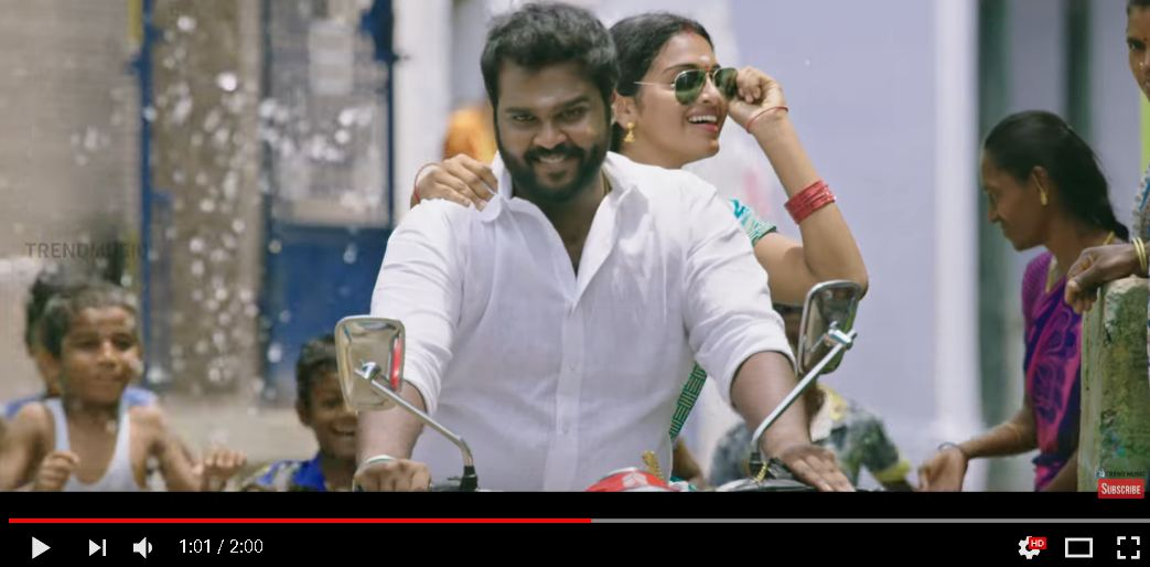 Madura Veeran – Official Trailer | Shanmuga Pandian, Samuthirakani, Meenakshi