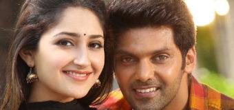 Ghajinikanth HD Photos | Arya, Sayyeshaa