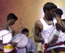 நெல்லையை அதிர வைத்த பறை ஆட்டம் | Parai Aattam
