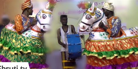 Poikkaal Kuthirai Aattam – அசத்தலான பொய்க்கால் குதிரை ஆட்டம்