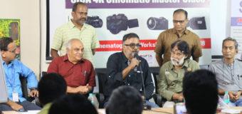 SICA 4K டிஜிட்டல் சினிமா பட்டறை
