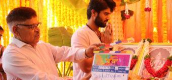 'அர்ஜுன் ரெட்டி' பட நாயகன் விஜய் தேவரகொண்டா தமிழில் அறிமுகமாகிறார்