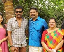 Adutha Saattai – Movie Pooja Stills