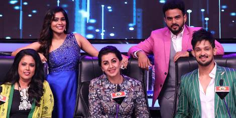 Sultana of South Nikki Galrani set to shake a leg in Dance Vs. Dance