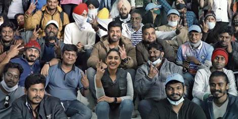 அருண் விஜய்  நடிப்பில் இயக்குநர் அறிவழகன் இயக்கும் புதியபடமான #AV31 படப்பிடிப்பு நிறைவடைந்தது.